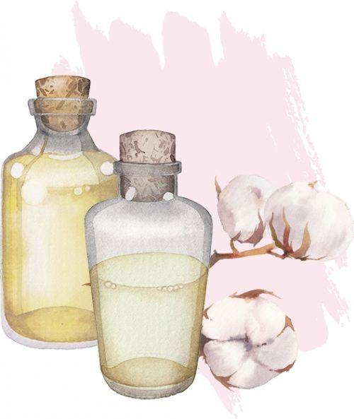 Olej z ziaren bawełny